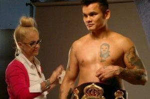 chino maidana patricia julio make up 1